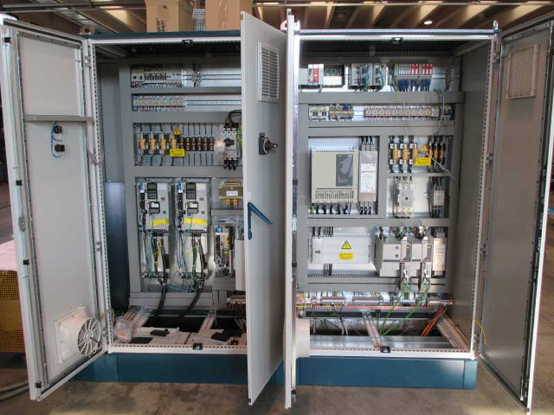 Schemi Quadri Elettrici Industriali : Quadri elettrici ul csa